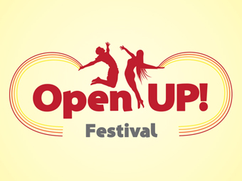 Open Up Logo