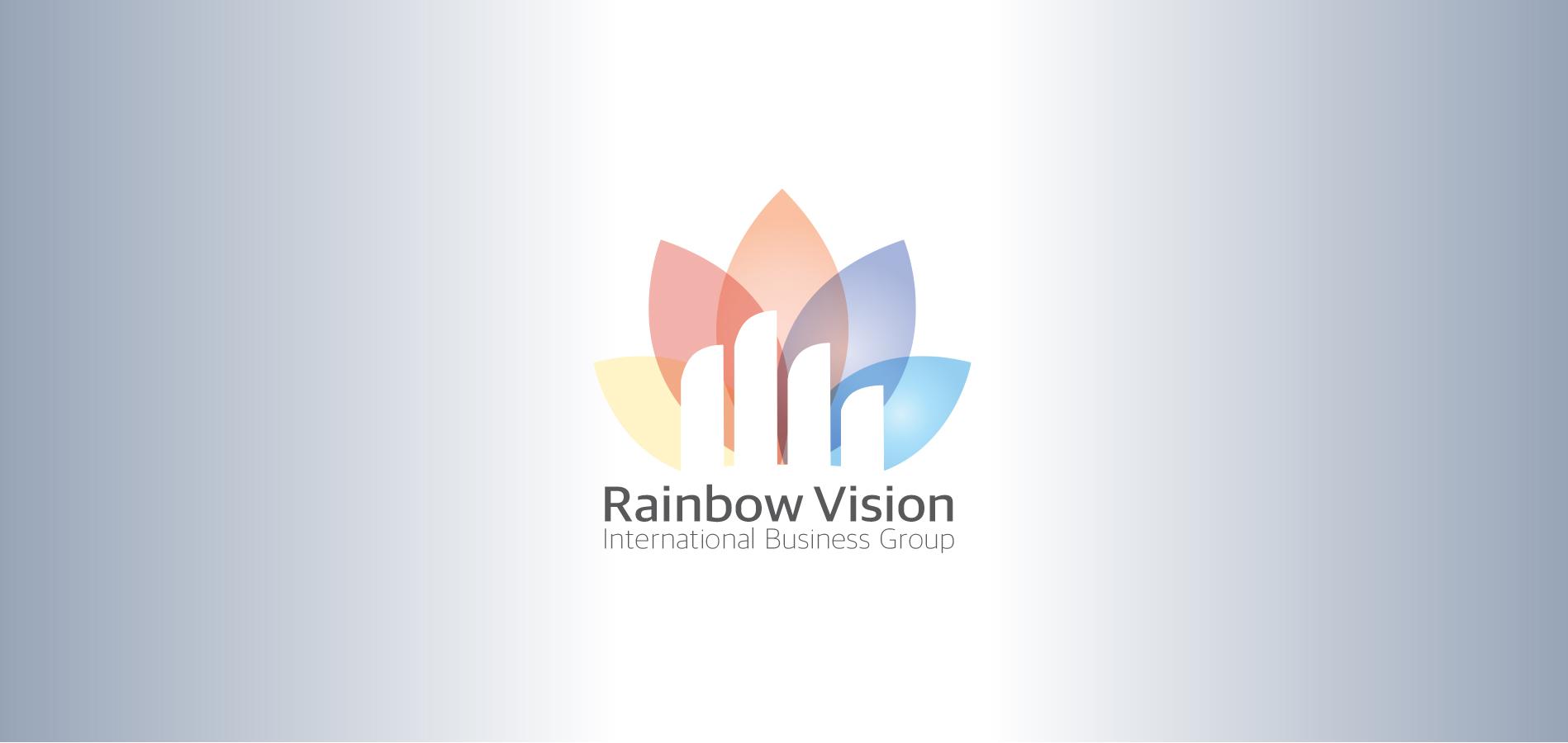 Rainbow Vision logo
