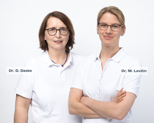 Website Clinic of Internal Medicine, Berlin